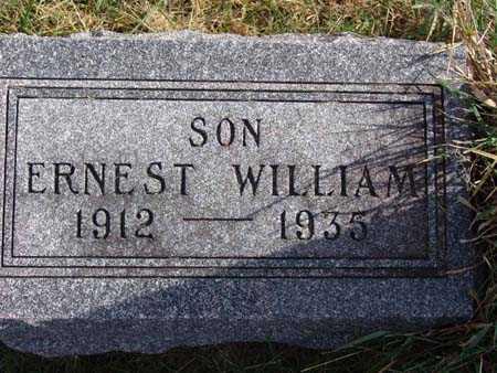 LEE, ERNEST WILLIAM - Warren County, Iowa | ERNEST WILLIAM LEE