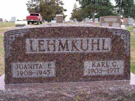 LEHMKUHL, KARL C. - Warren County, Iowa | KARL C. LEHMKUHL