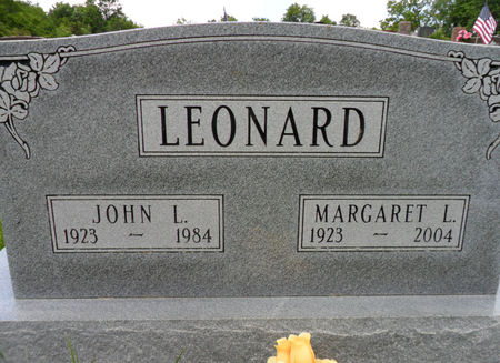 LEONARD, MARGARET L. - Warren County, Iowa | MARGARET L. LEONARD
