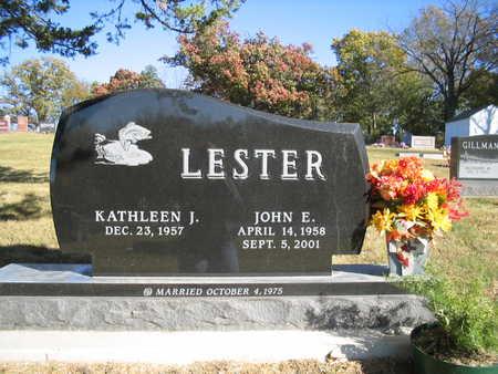 LESTER, JOHN - Warren County, Iowa | JOHN LESTER