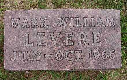 LEVERE, MARK WILLIAM - Warren County, Iowa | MARK WILLIAM LEVERE