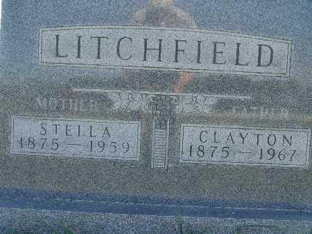 LITCHFIELD, STELLA - Warren County, Iowa | STELLA LITCHFIELD