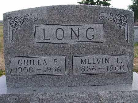 LONG, MELVIN L. - Warren County, Iowa | MELVIN L. LONG