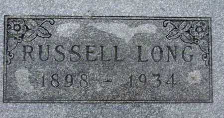 LONG, RUSSELL - Warren County, Iowa | RUSSELL LONG