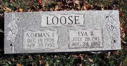 LOOSE, EVA B. - Warren County, Iowa | EVA B. LOOSE