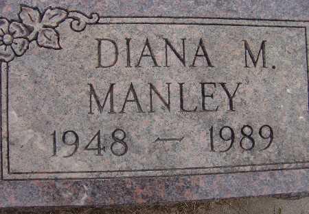 MANLEY, DIANA M. - Warren County, Iowa | DIANA M. MANLEY