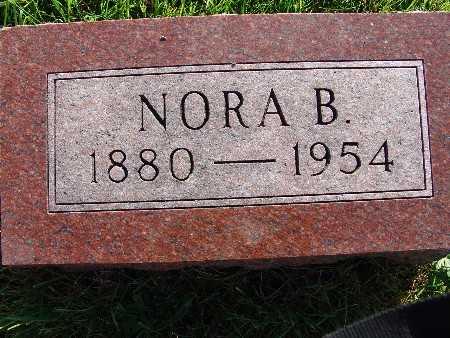MANLEY, NORA B. - Warren County, Iowa | NORA B. MANLEY