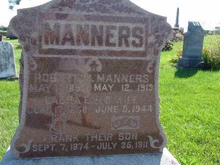 MANNERS, FRANK - Warren County, Iowa | FRANK MANNERS