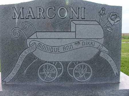 MARCONI, MONIQUE ANN - Warren County, Iowa | MONIQUE ANN MARCONI