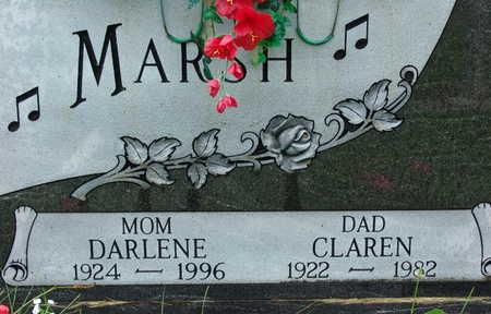 MARSH, DARLENE - Warren County, Iowa | DARLENE MARSH