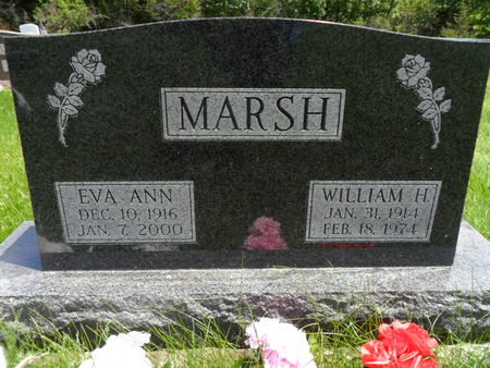 MARSH, EVA ANN - Warren County, Iowa | EVA ANN MARSH