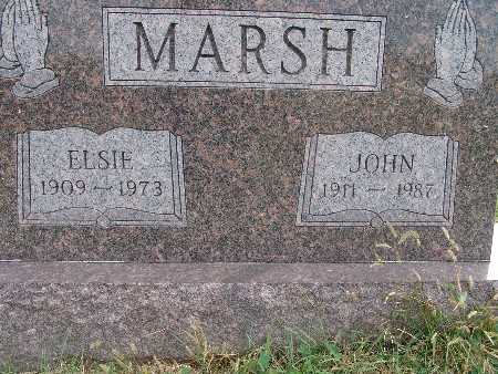 MARSH, JOHN - Warren County, Iowa | JOHN MARSH