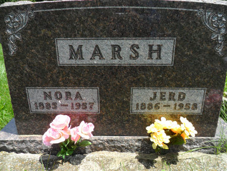MARSH, NORA - Warren County, Iowa | NORA MARSH