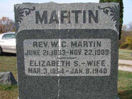 MARTIN, REV. W. C. - Warren County, Iowa | REV. W. C. MARTIN
