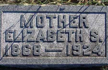MASON, ELIZABETH S. - Warren County, Iowa | ELIZABETH S. MASON