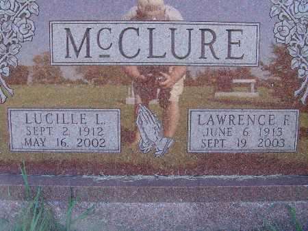 MCCLURE, LUCILLE L. - Warren County, Iowa | LUCILLE L. MCCLURE