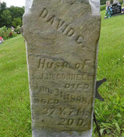 MCCONNELL, DAVID C. - Warren County, Iowa | DAVID C. MCCONNELL