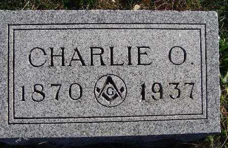 MCCORMICK, CHARLIE O. - Warren County, Iowa   CHARLIE O. MCCORMICK