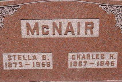 MCNAIR, STELLA B - Warren County, Iowa | STELLA B MCNAIR