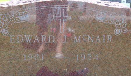 MCNAIR, EDWARD J - Warren County, Iowa | EDWARD J MCNAIR
