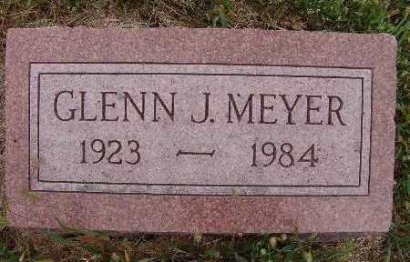 MEYER, GLENN J. - Warren County, Iowa | GLENN J. MEYER