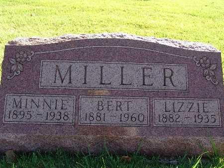 MILLER, BERT - Warren County, Iowa | BERT MILLER