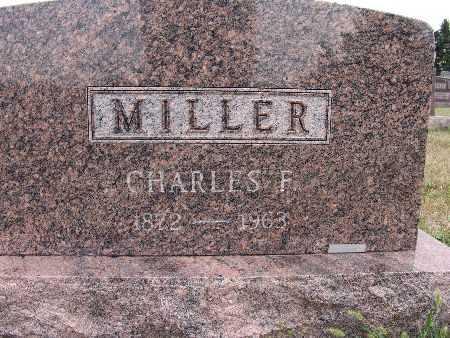 MILLER, CHARLES F. - Warren County, Iowa | CHARLES F. MILLER
