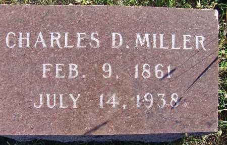 MILLER, CHARLES D. - Warren County, Iowa | CHARLES D. MILLER