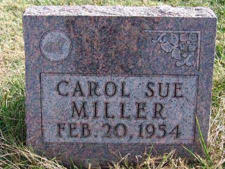 MILLER, CAROL SUE - Warren County, Iowa | CAROL SUE MILLER