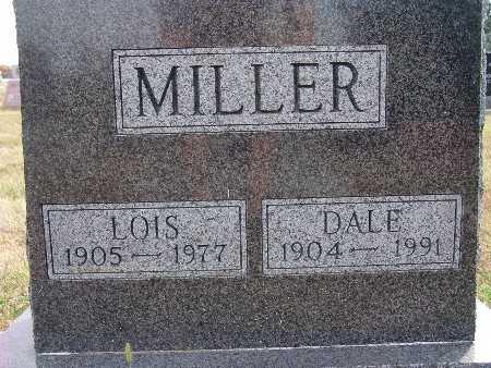 MILLER, DALE - Warren County, Iowa   DALE MILLER