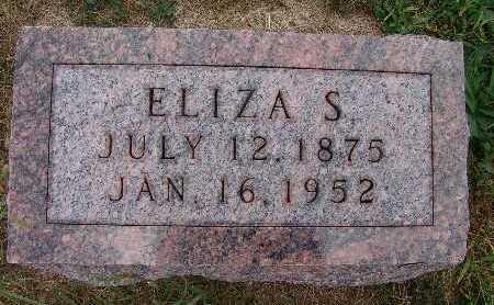 MILLER, ELIZA S. - Warren County, Iowa | ELIZA S. MILLER