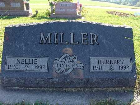 MILLER, HERBERT - Warren County, Iowa   HERBERT MILLER