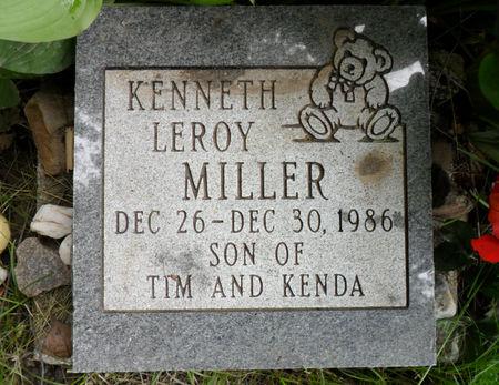 MILLER, KENNETH LEROY - Warren County, Iowa | KENNETH LEROY MILLER