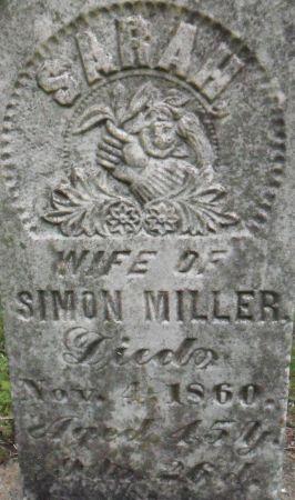 MILLER, SARAH - Warren County, Iowa | SARAH MILLER