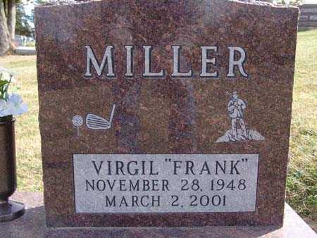 MILLER, VIRGIL