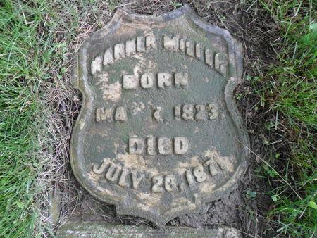 MILLER, WARNER - Warren County, Iowa | WARNER MILLER