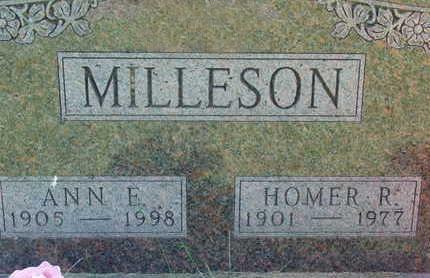 MILLESON, HOMER R - Warren County, Iowa | HOMER R MILLESON
