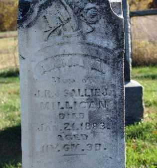 MILLICAN, ANNA A. - Warren County, Iowa | ANNA A. MILLICAN