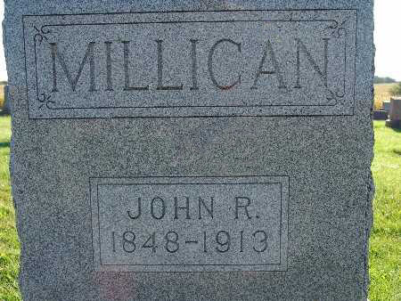 MILLICAN, JOHN R. - Warren County, Iowa | JOHN R. MILLICAN