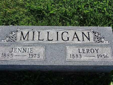 MILLIGAN, LEROY - Warren County, Iowa | LEROY MILLIGAN