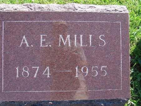 MILLS, A. E. - Warren County, Iowa | A. E. MILLS