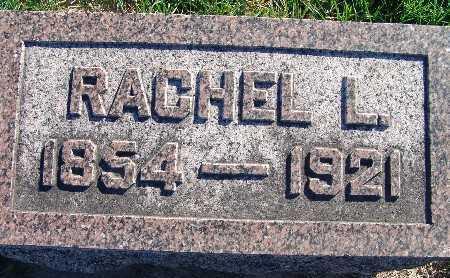 MITCHELL, RACHEL L. - Warren County, Iowa | RACHEL L. MITCHELL