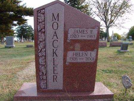 MOACKLER, JAMES E. - Warren County, Iowa | JAMES E. MOACKLER