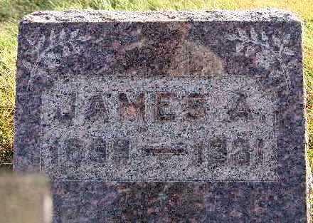MONROE, JAMES A. - Warren County, Iowa | JAMES A. MONROE