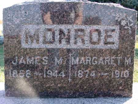 MONROE, JAMES M. - Warren County, Iowa | JAMES M. MONROE