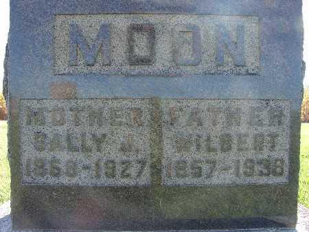 MOON, WILBERT - Warren County, Iowa | WILBERT MOON