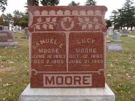 MOORE, LUCY - Warren County, Iowa | LUCY MOORE