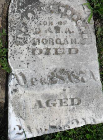 MORGAN, ALFRED L. - Warren County, Iowa | ALFRED L. MORGAN
