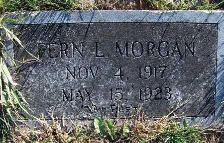 MORGAN, FERN L. - Warren County, Iowa | FERN L. MORGAN