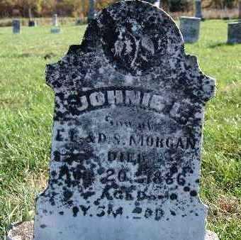 MORGAN, JOHNNIE L. - Warren County, Iowa | JOHNNIE L. MORGAN